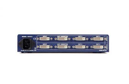 Distributeur DVI 2X1 vers 3 ou 1X1 vers 5 Trident Analogway