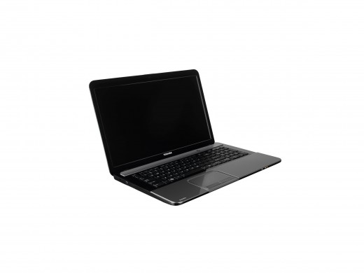 PC portable Toshiba Satellite Pro 100, AZERTY