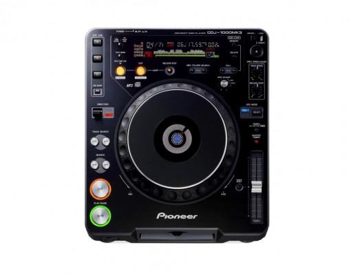 Platine CD Pioneer CDJ1000 MK3