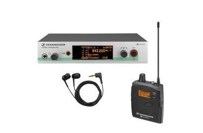 SENNHEISER-EW300-IEM-G3-AUCOP-EAR-MONITOR-HS-SANS-FIL