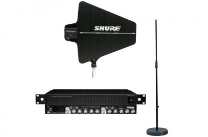 SHURE-HF-SYSTEME-D-AMPLIFICATION-MICRO-AUCOP