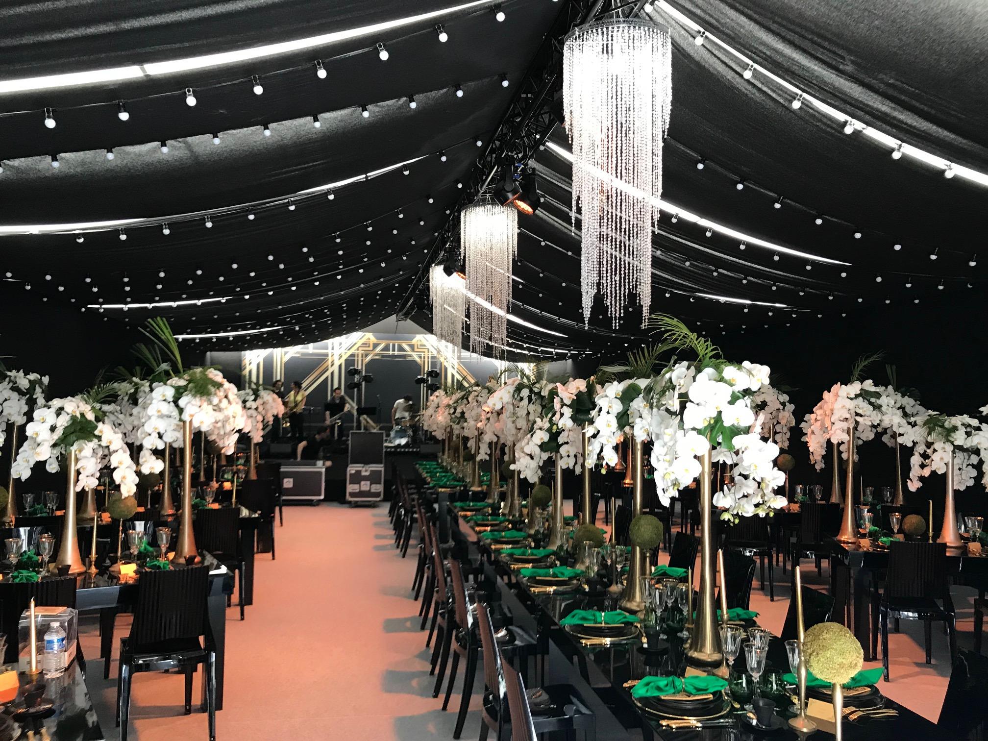 aucop-event-abbaye de valasse-evenement-son-eclairage-deco-wissous-audiovisuel-carros-we world experts-ikebana