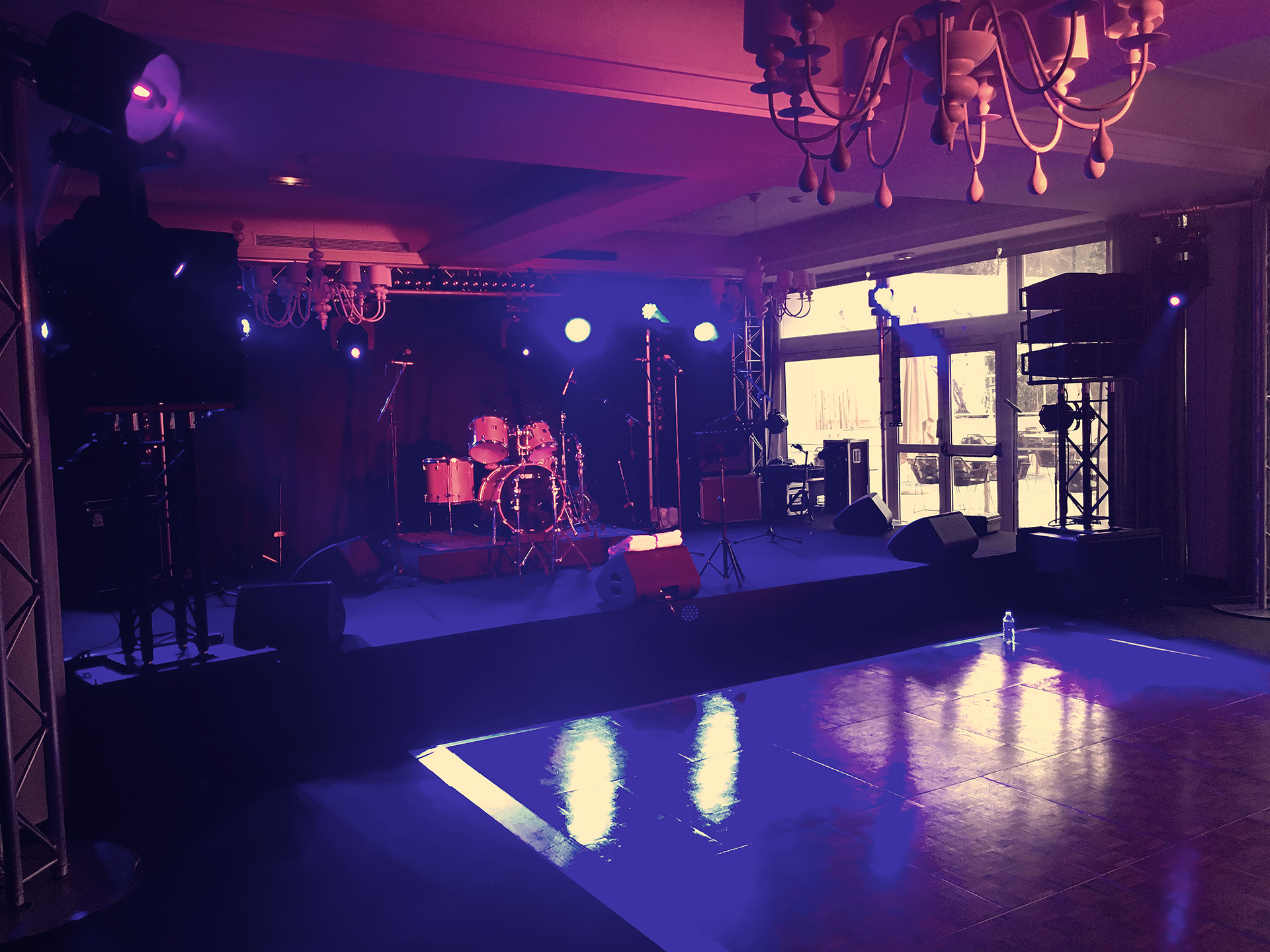 Concert, restaurant AC Hôtel Ambassadeur