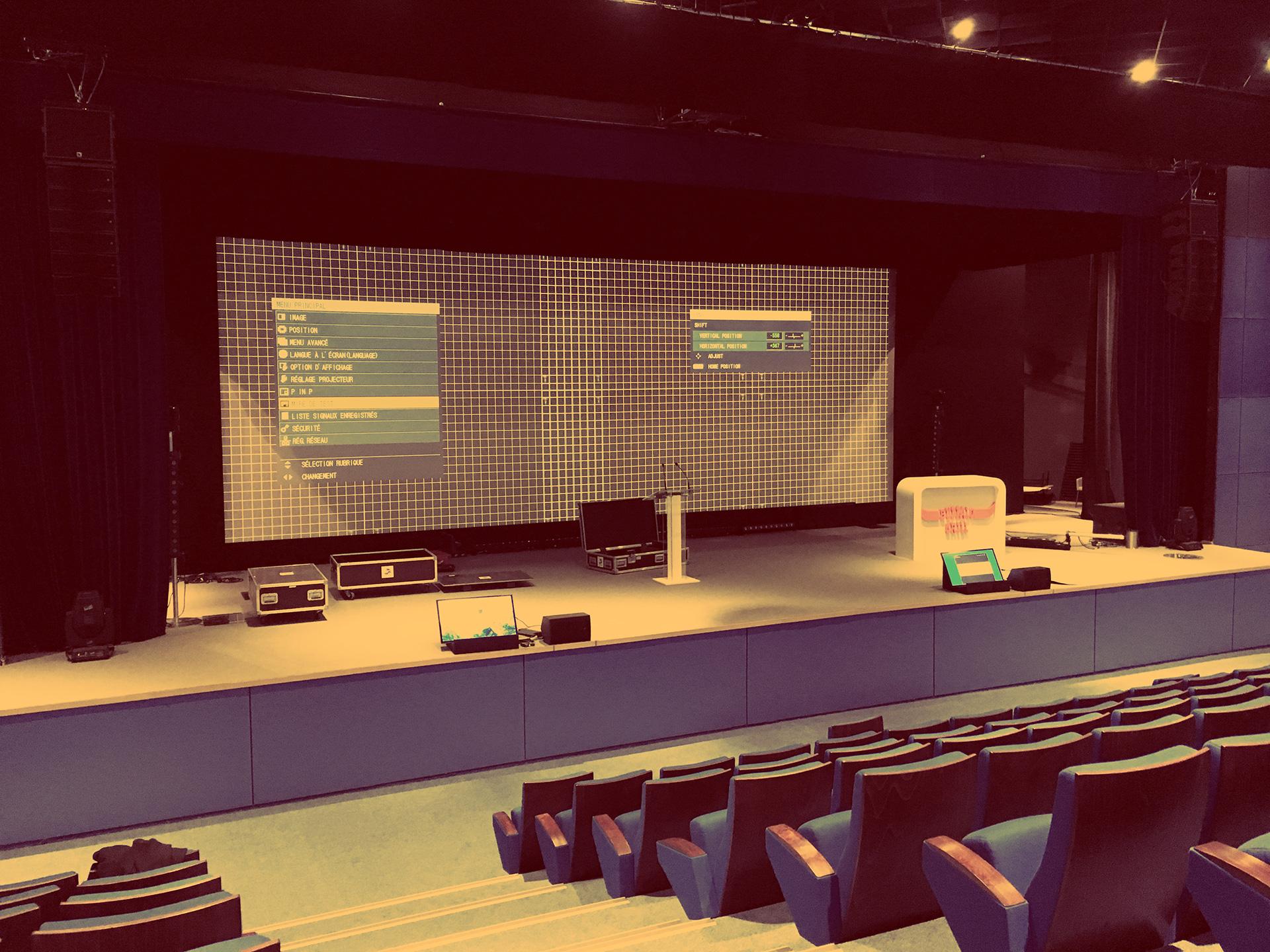 Convention, Centre de congrès Juan les Pins