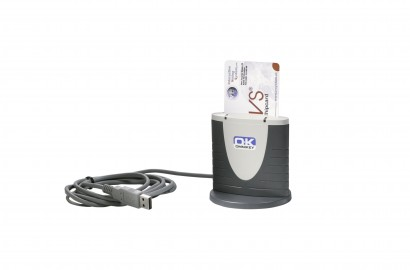 chipcard reader USB met chipcard
