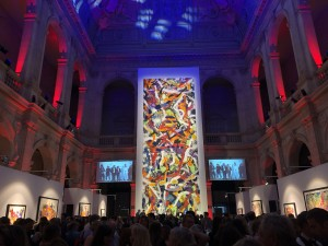 inauguration-vernissage-jonone-marseille-expo-exposition-palaisdelabourse-art-contemprain-evenement-aucop-event-evenementiel-decoration-deco-peinture-oeuvres-audiovisuel