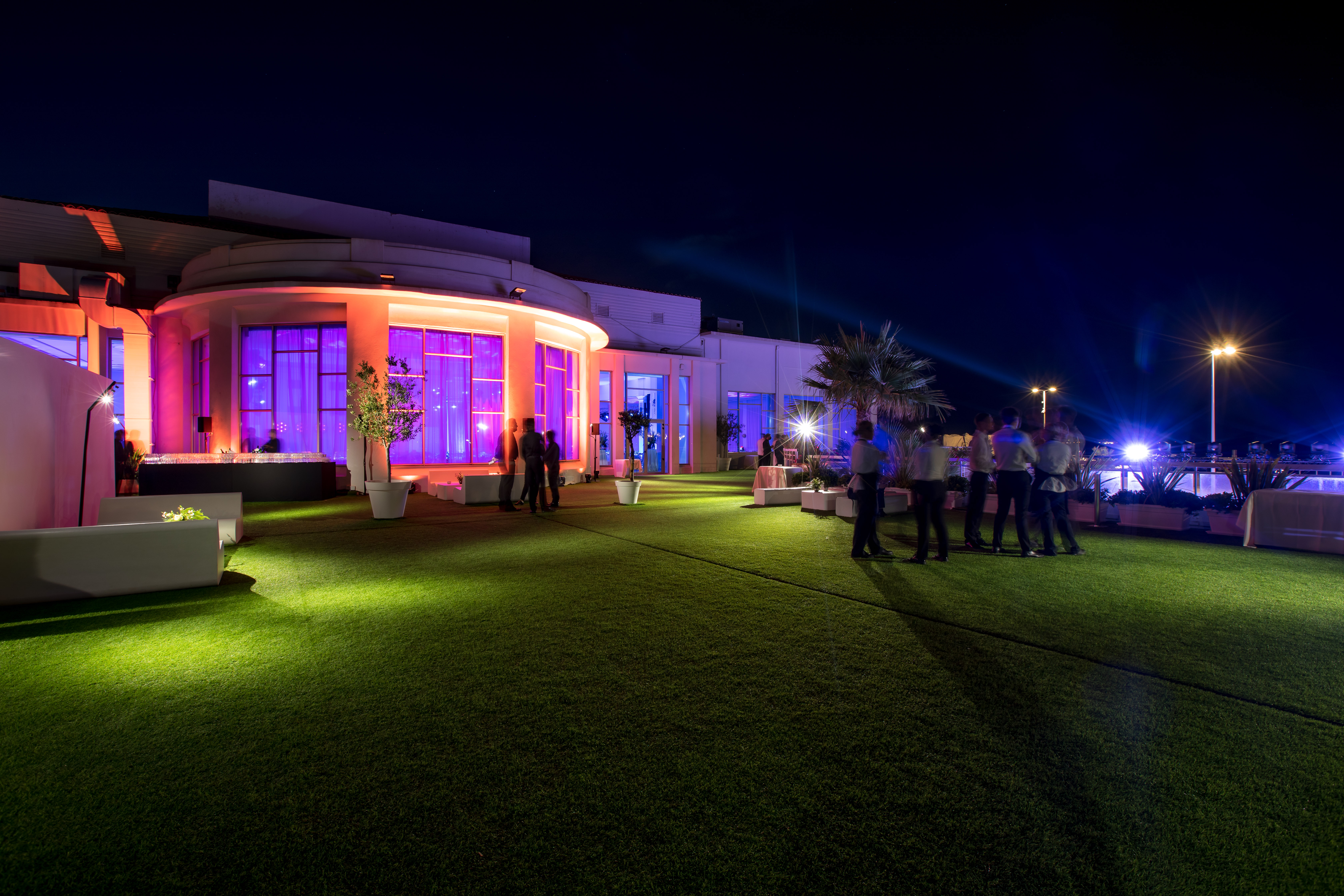 DINER D'OUVERTURE – PALM BEACH – FESTIVAL DE CANNES 2021