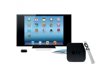 APPLE TV 2 ET AIRPLAY
