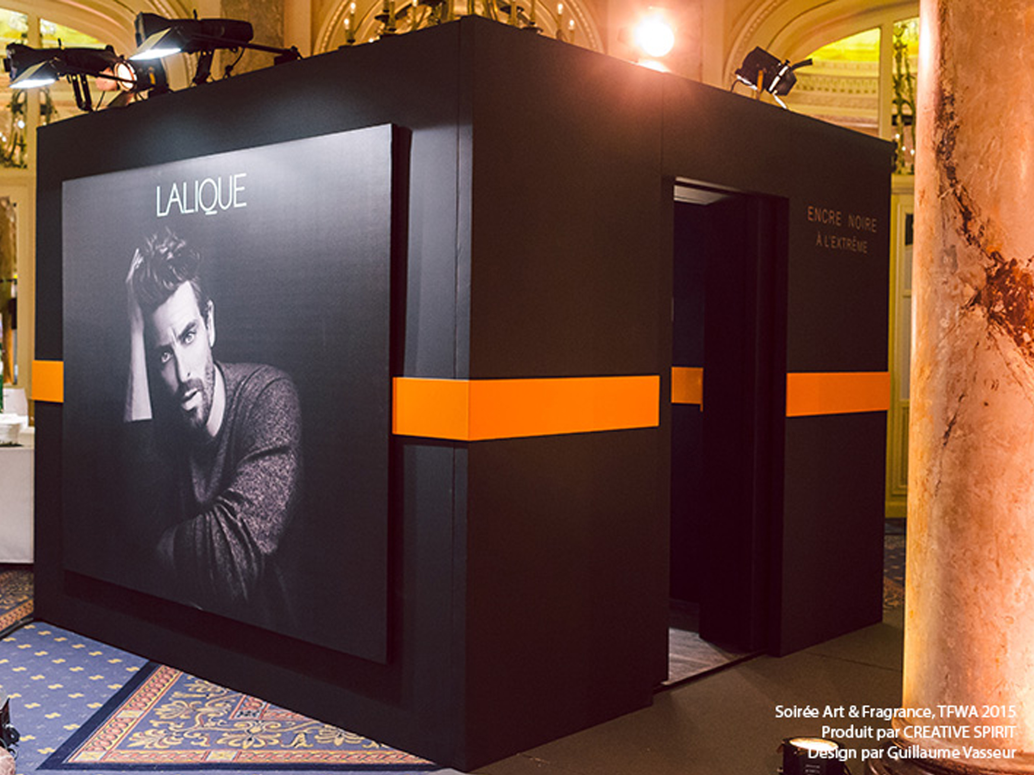 Soirée Art & Fragrance, TFWA 2015 - Creative Spirit