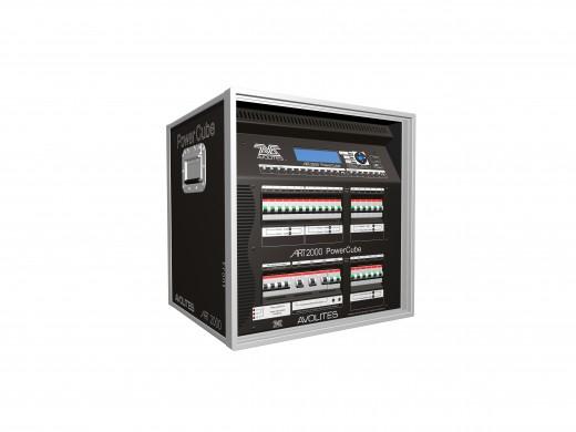 AVOLITES POWERCUBE ART 2000-societe Aucop-armoire-distribution électrique