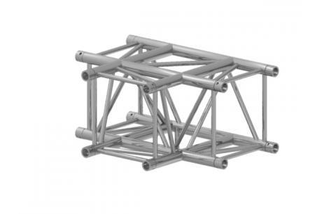 Angle 3D en T-structure-aluminium-carre-pieces d'angles-aucop-materiel-audiovisuel