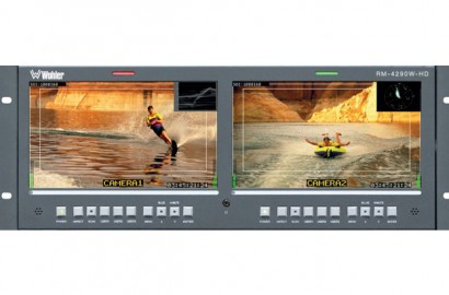 Bandeau 2 moniteurs - WOHLER RM-4290W-video-moniteur-video-location-materiel-aucop