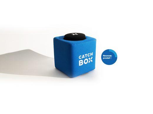 CATCH BOX Micro omnidirectionnel à lancer dans le public-micro sans fil