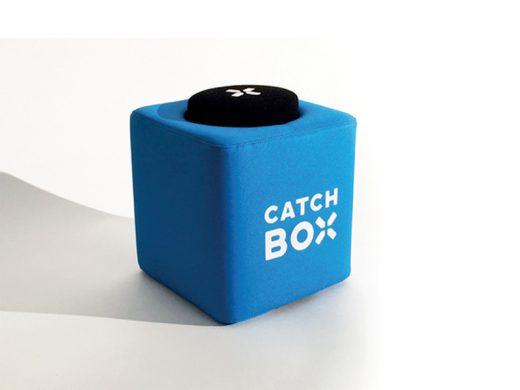 CATCH BOX-MICROPHONE-HF-SANS-FIL-AUCOP-LOCATION-MICRO-OMNIDIRECTIONNEL-A-LANCER-DANS-LE-PUBLIC
