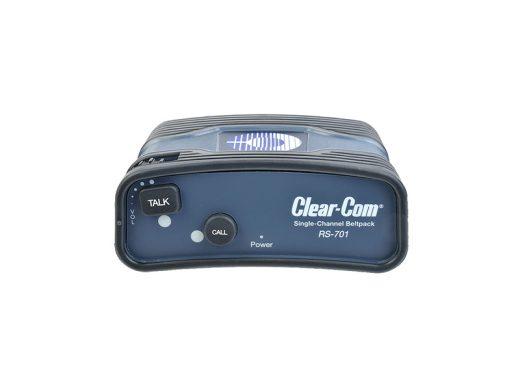 CLEAR COM RS-701 Boîtier ceinture 1 canal-aucop