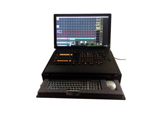 CONSOLE MA LIGHTING - MA 2 ONPC COMMAND WING-console-eclairage-location-audiovisuel-lumiere-aucop