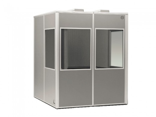 Cabine AUDIPACK-silent-9300-2 personnes-traduction simultanee-materiel-audiovisuel-aucop-location-paris-nice-marseille