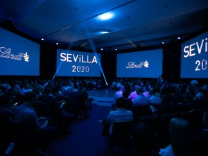 Convention LINDT à Séville-comsquare-evenement-aucop-video-audiovisuel