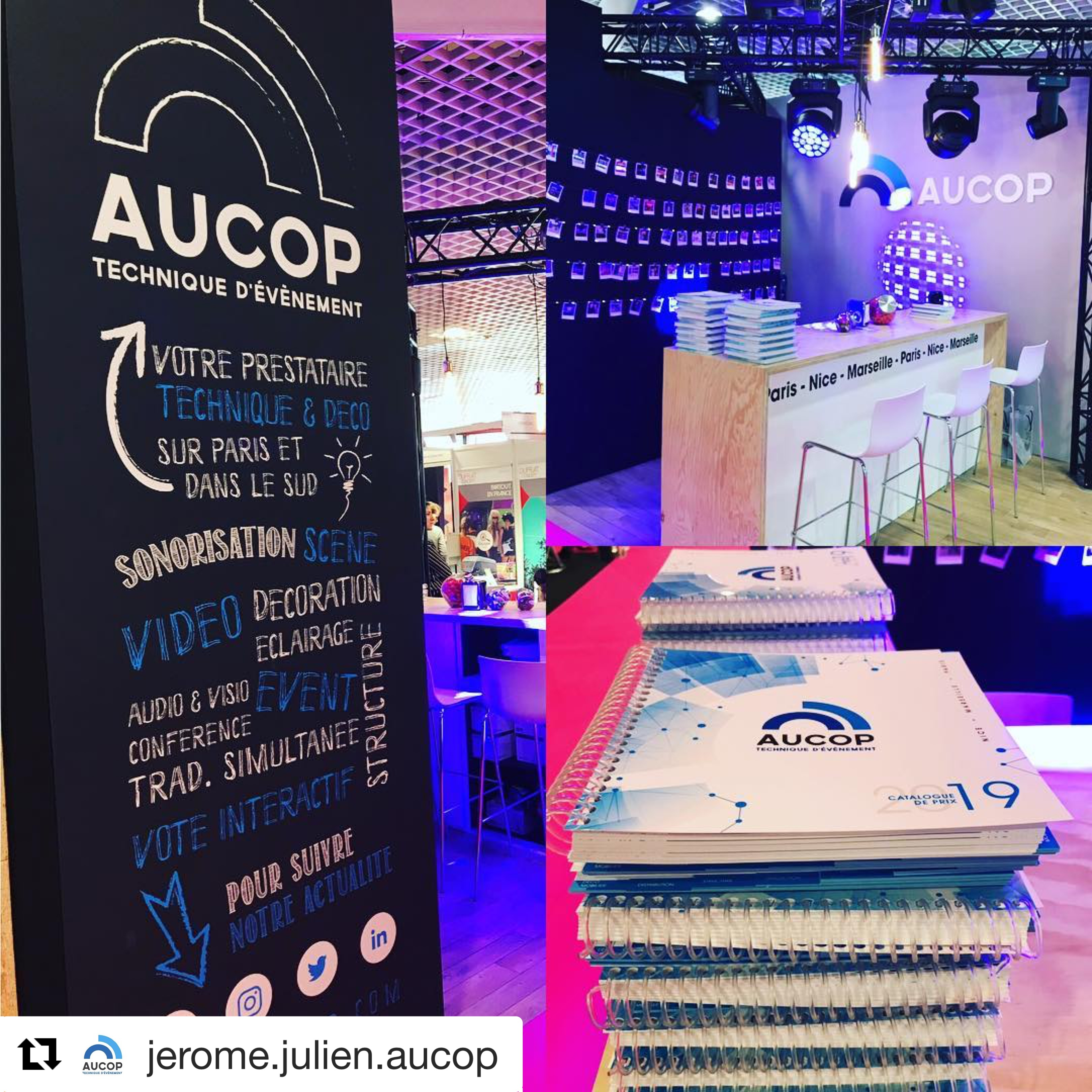 Heavent Meetings '19-aucop-event-evenementiel-location-audiovisuel-prestataire-technique d evement-nice-paris-marseille-cannes-sonorisation-eclairage-deco-video-traduction simultanee