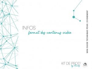 Kit de prod by Aucop – format de contenu vidéo