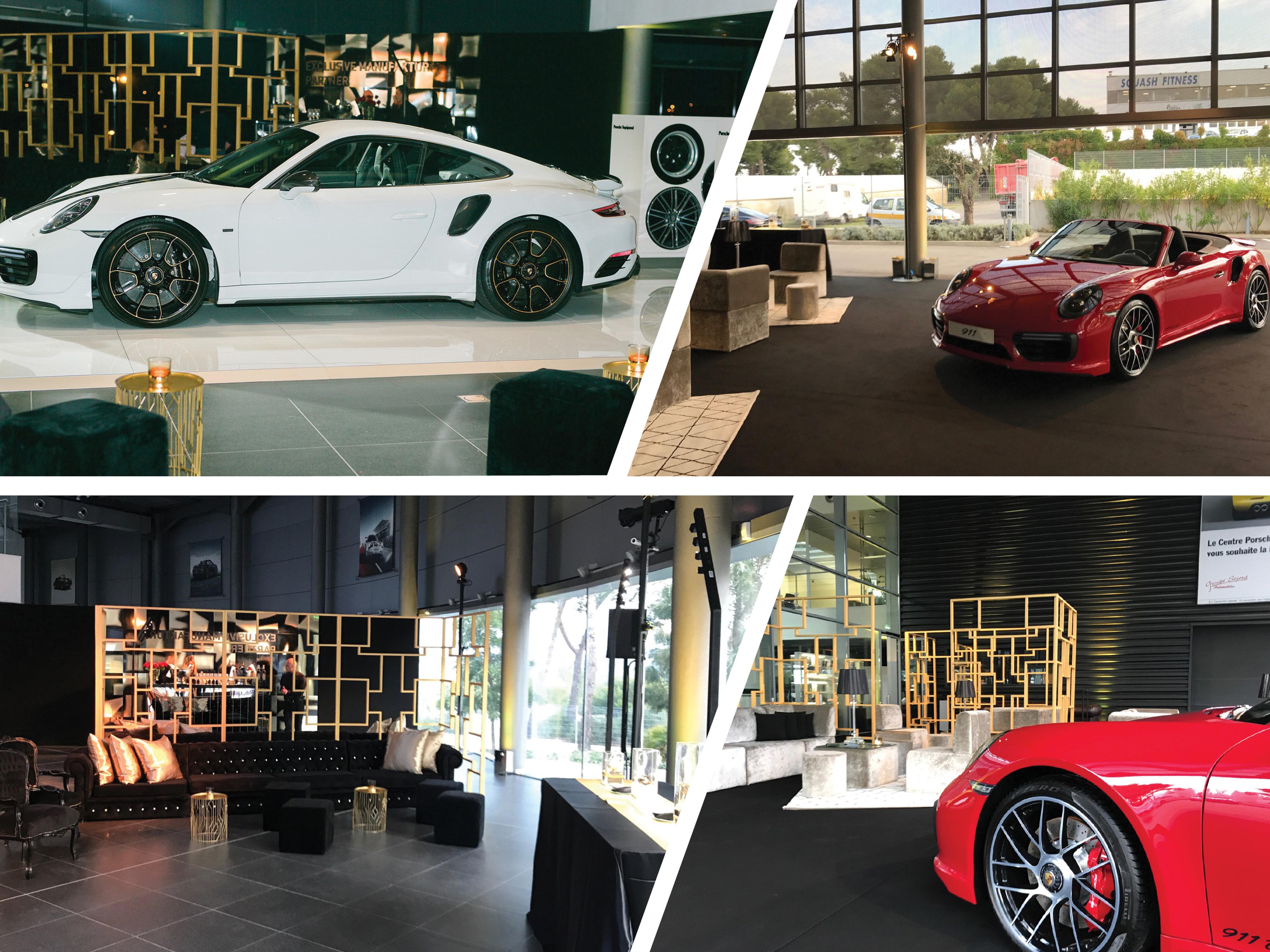 Porsche - Dress up Decoration