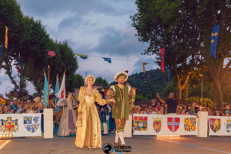 La 12eme édition des soirées Renaissance de Villeneuve-Loubet