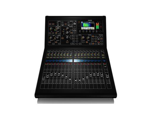 MIDAS M32R Console de mixage numérique compacte 16 canaux