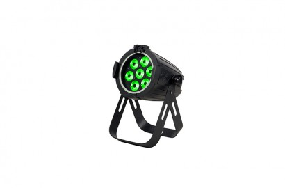 OXO MINIBEAM LED FULL COLOR 7 X 3W-eclairage-projecteur a led-aucop