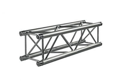 Pont aluminium carré