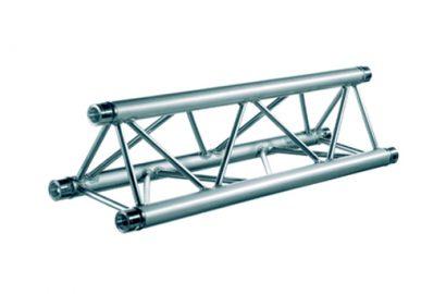 Pont aluminium triangulaire