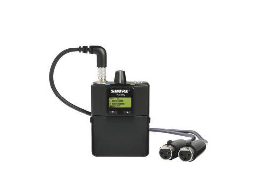 SHURE P9HW-EAR-MONITOR-FILAIRE-SONORISATION-MICROPHONE-HF-SANS-FIL-LOCATION-MATERIEL-AUDIOVISUEL-AUCOP