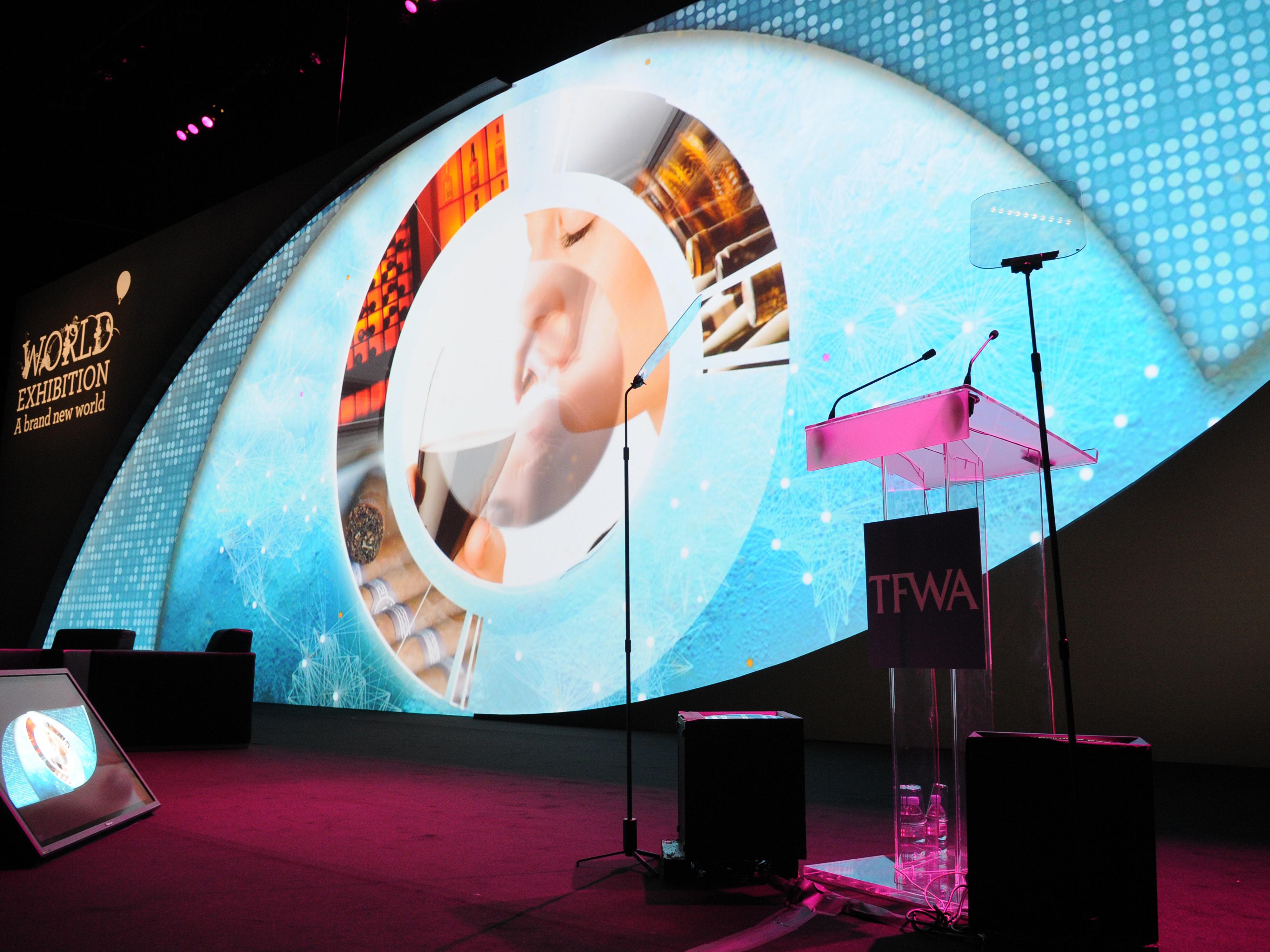 TFWA Opening - Creative Spirit 2011