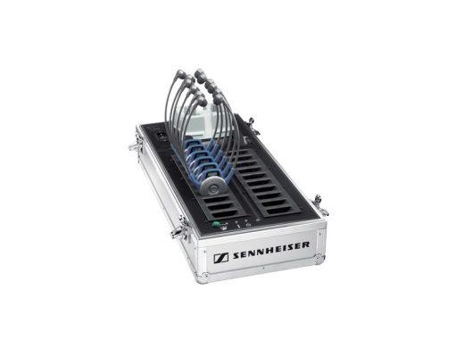 Aucop-location-Valise guidée Sennheiser-1 émetteur-20 récepteurs-nice-paris-marseille-materiel-audiovisuel-traduction simultanee