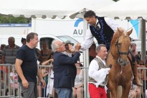 Fête du cheval à Levens-aucop-evenement-fete du cheval-levens-sonorisation-eclairage-location-materiel-audiovisuel-amsl equitation-carros-nice-marseille-paris-event