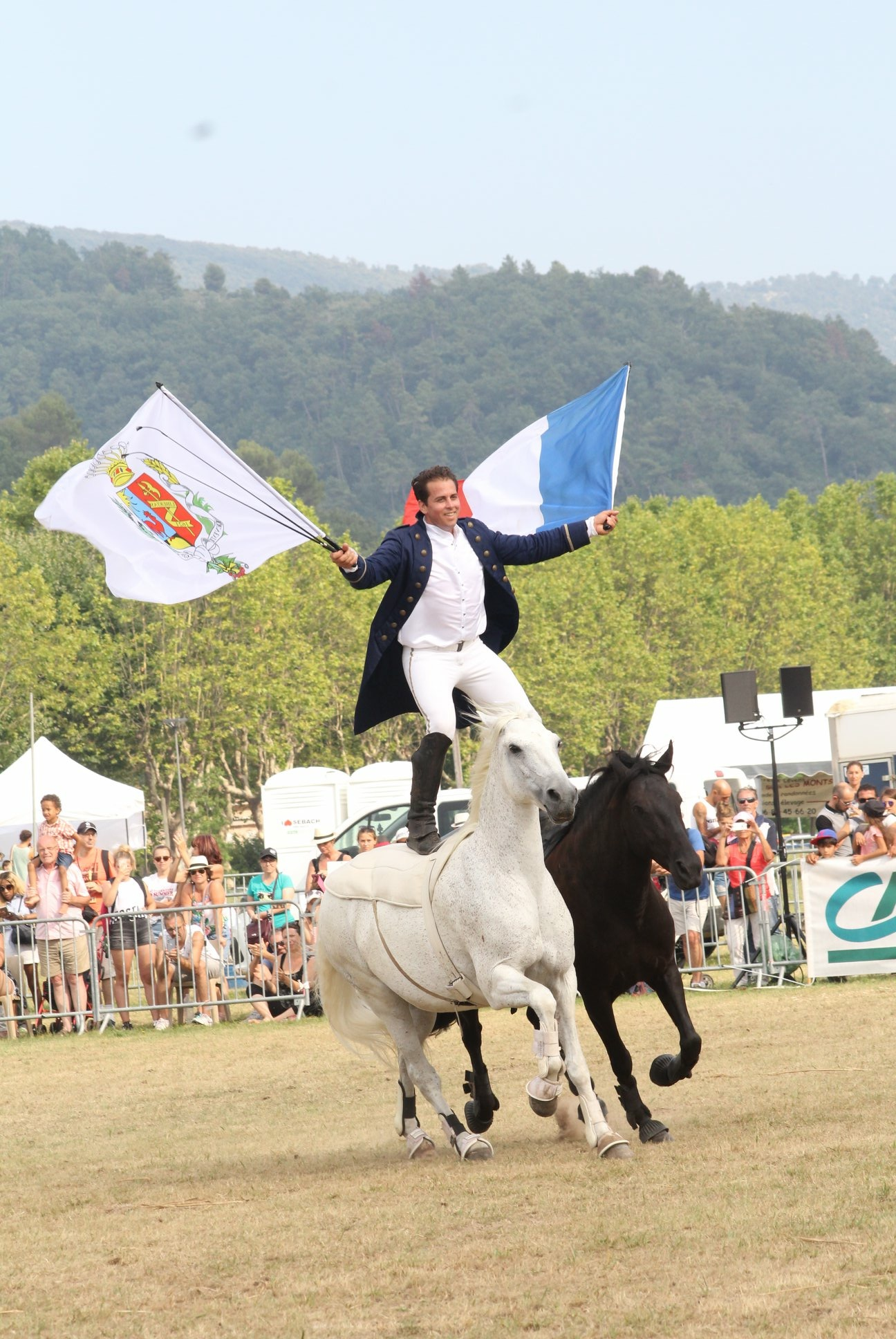 aucop-evenement-fete du cheval-levens-sonorisation-eclairage-location-materiel-audiovisuel-nice-paris-marseille