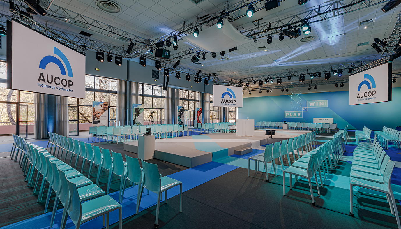 MICE – CORPORATE EVENTS – TECHNICAL SUPPLIER