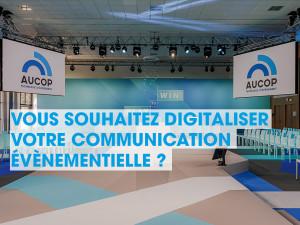 Communication événementielle digitale & Evènements hybrides