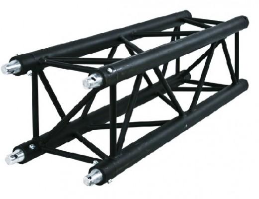 Structures ALU H30V-NOIR-montage-evenement-structure-pont aluminium carre-materiel-audiovisuel-aucop